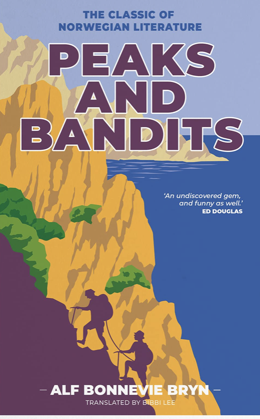 Book review of Peaks and bandits by Alf Bonnevie Bryn